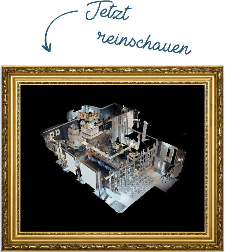 Café Vierkandt 3D Rundgang
