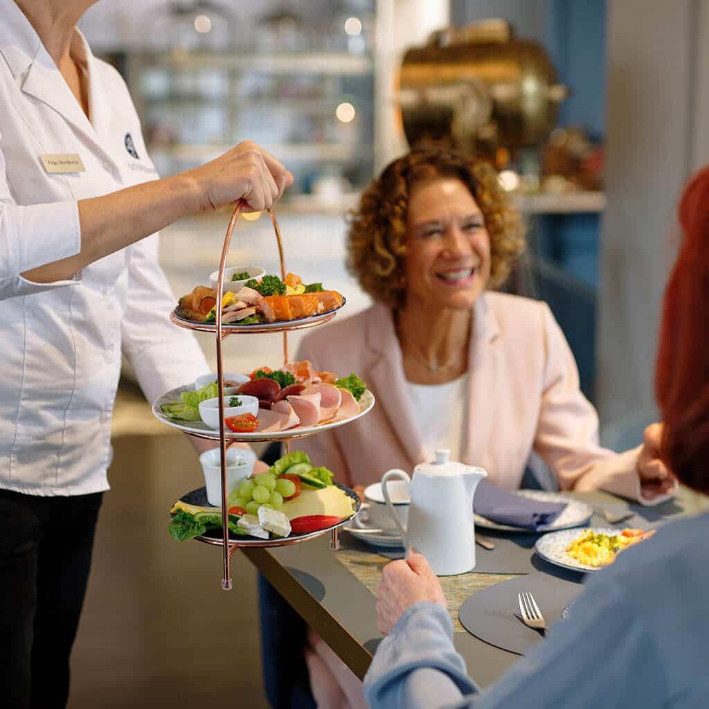 Café Vierkandt Frühstück