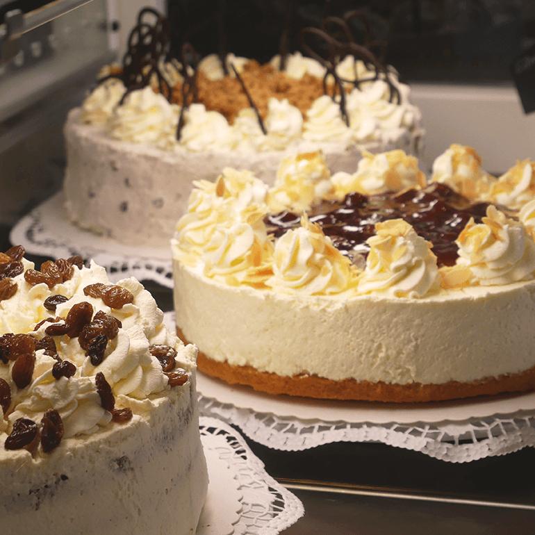 Café Vierkandt Kuchen