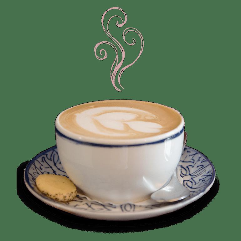 Café Vierkandt Kaffeetasse