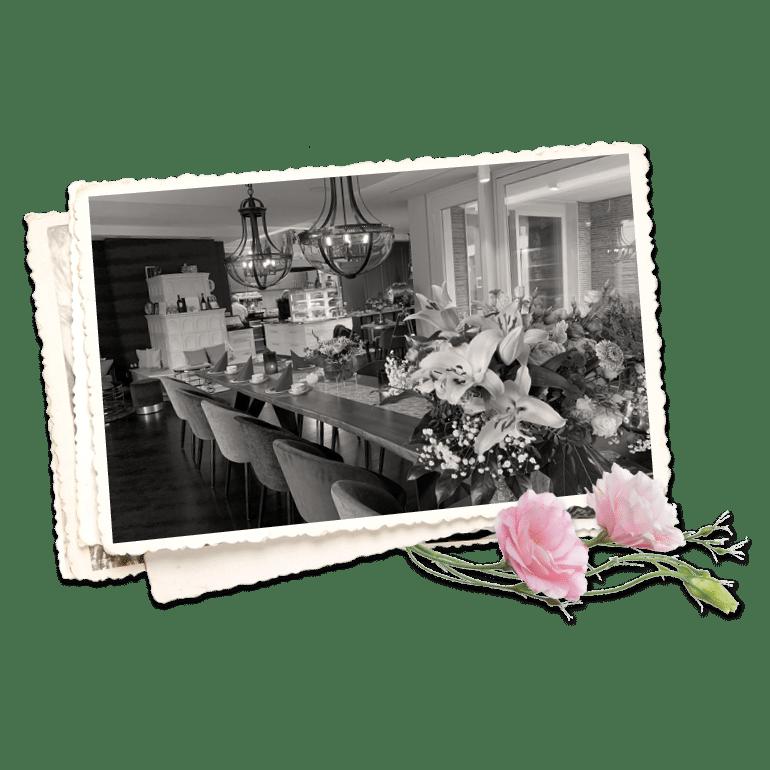 Café Vierkandt Geschichte Bau