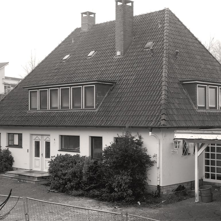 Café Vierkandt Geschichte altes Haus